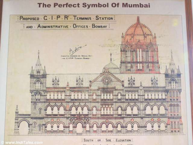 History of CST Mumbai through its architectural designs