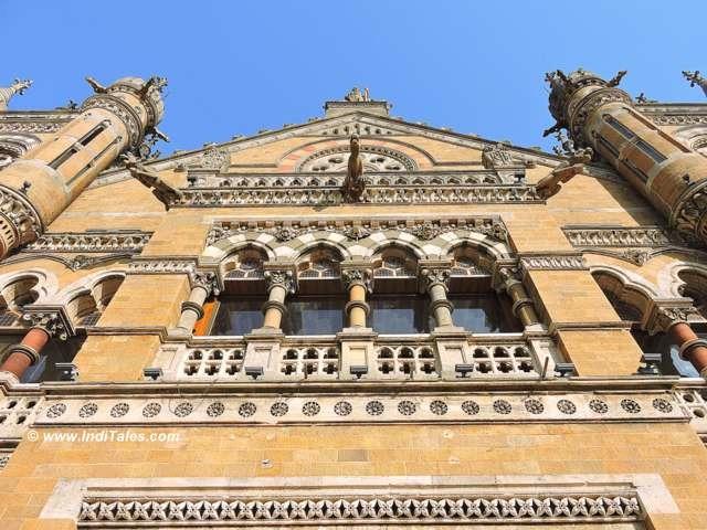 CST Mumbai Heritage Building