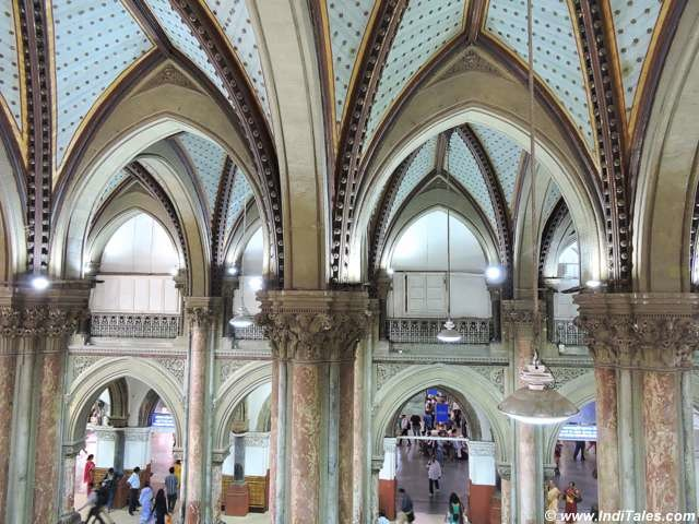 Star Chamber at CST Railway Station
