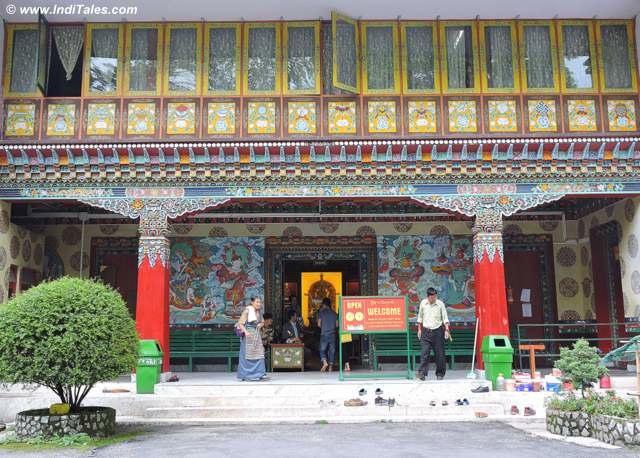 नामग्याल तिब्बत शास्त्र संस्थान