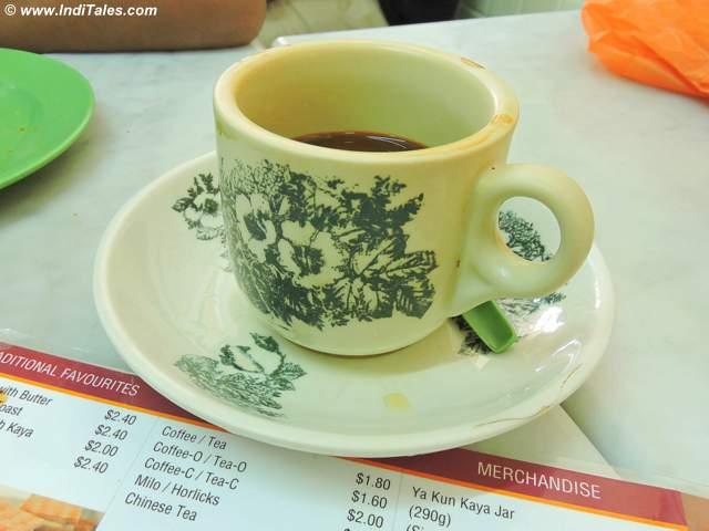 Kopi - Singapore Coffee