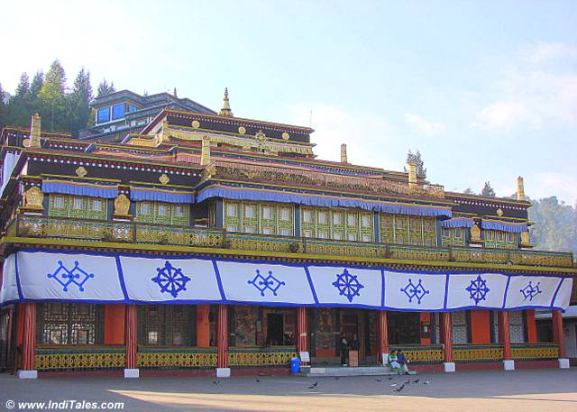 Rumtek Monastery - Places to visit in Gangtok