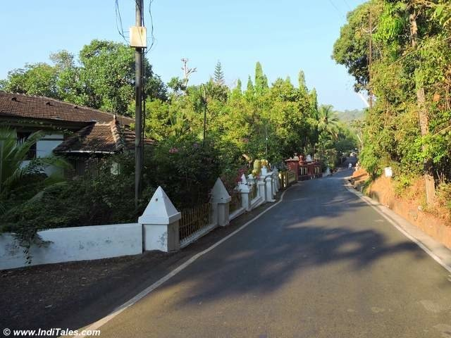 Assagao Village, Goa