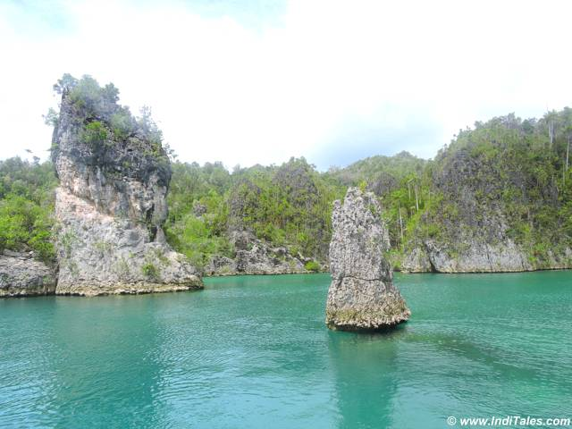 Pianemo Islands - Raja Ampat