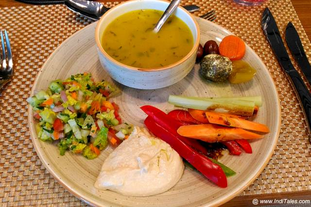 Vegetarian Food in Sharjah