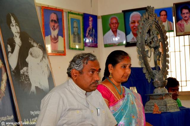 Teachers of Students of Sri Siddhendra Yogi Kuchipudi Kala Peetham, Kuchipudi