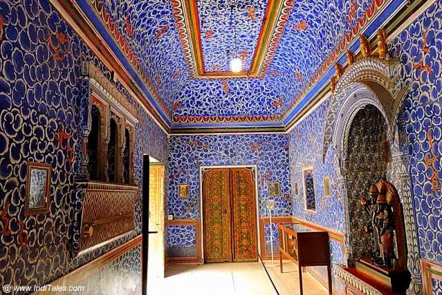 Badal Mahal - Junagadh Fort - Bikaner
