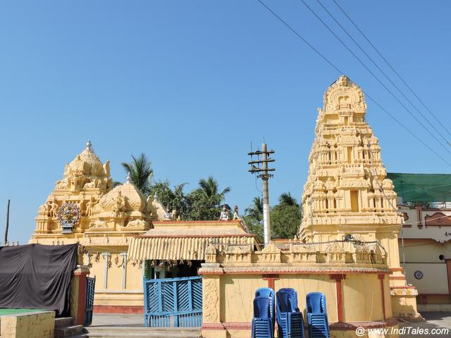 Bala Tripura Sundari Temple at Kuchipudi village