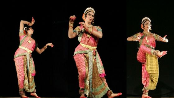 Haleem Khan performing Kuchipudi, Indian dance form to learn during travel
