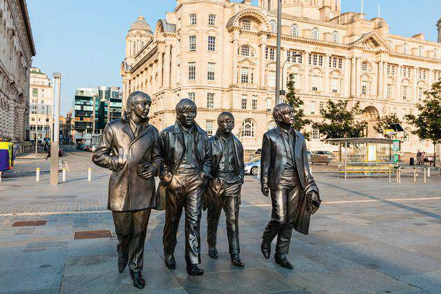 Liverpool Beatles - Liverpool, Image Source - Shutterstock