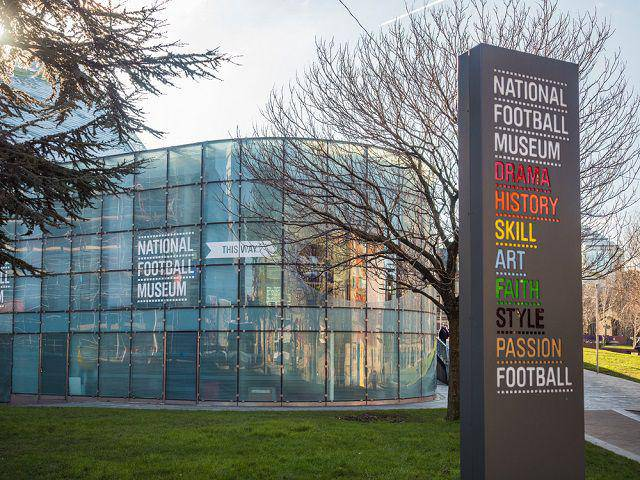 National football Museum - Manchester