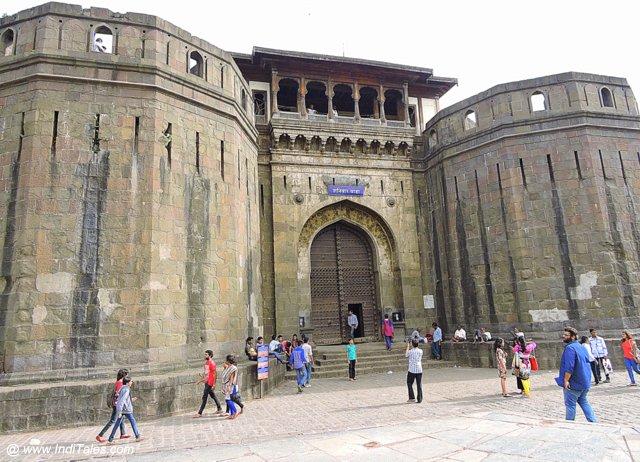 Shaniwar Wada - Main Gate