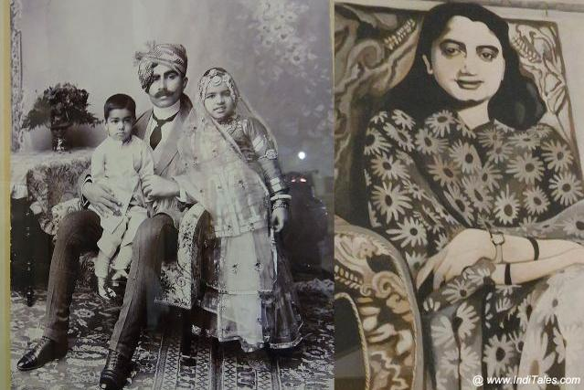 Images of Bikaner Royals - Junagadh Fort - Bikaner