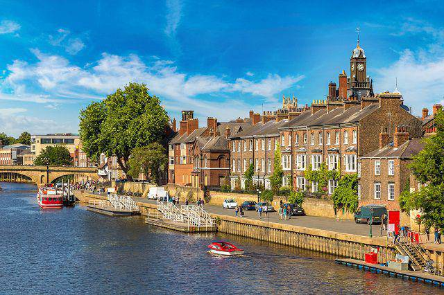 York - the city of the Vikings