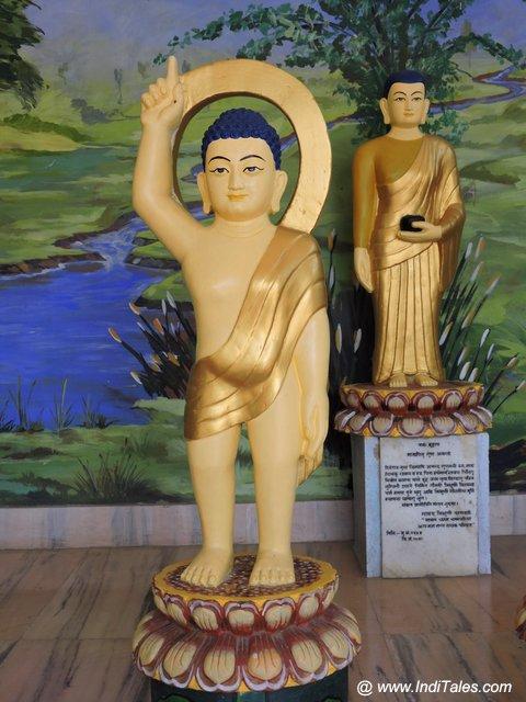 Lumbini Garden – Where Maya Devi Gave Birth To Buddha | Inditales