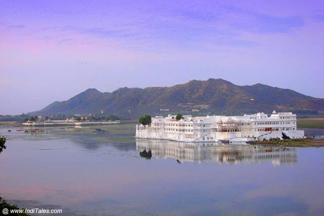 Lake Pichola, Udaipur, Rajasthan