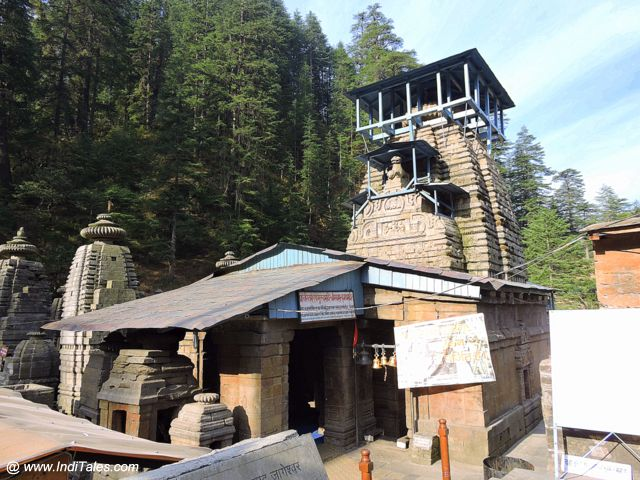 The Mahamrityunjay Temple
