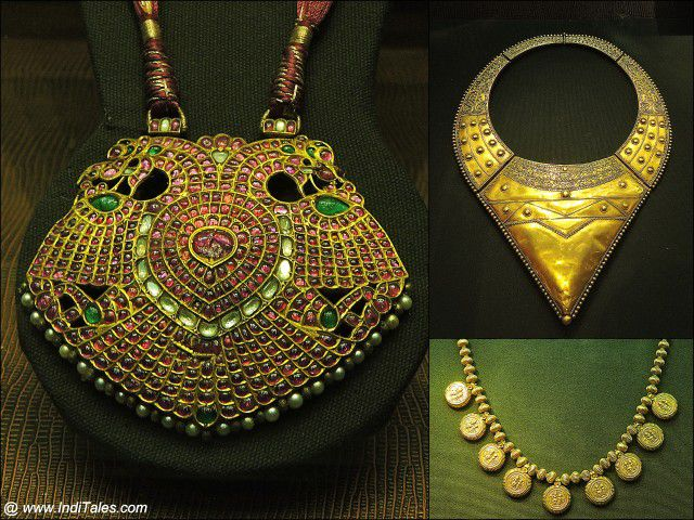 Alamkara - the Jewelry collection at National Museum, New Delhi