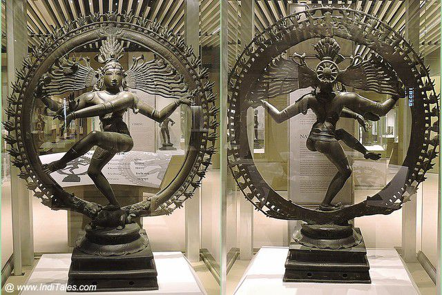 Nataraja in Chola Bronze , National Museum, Delhi