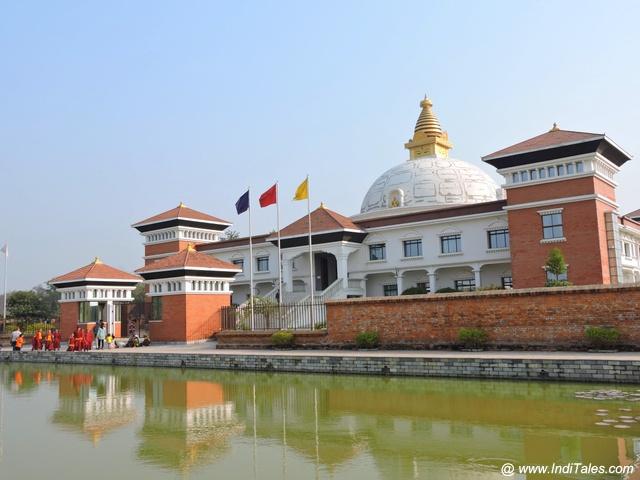 Nepal's Mahayana Monastery - Lumbini
