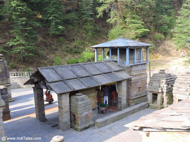 Pushti Devi Temple
