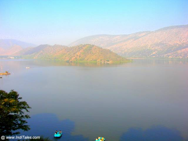 Siliserh Lake, Alwar, Rajasthan