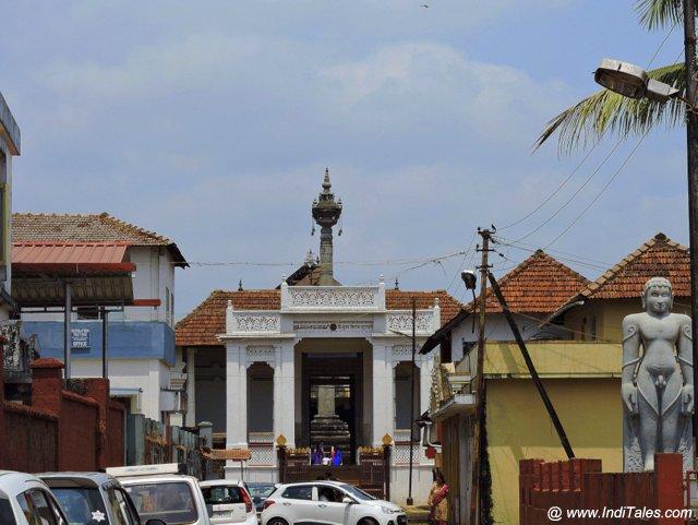 Temple street - Moodbidri