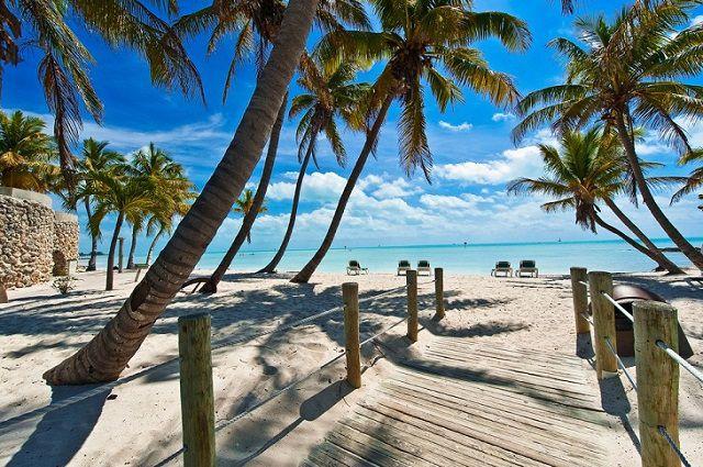Footbridge - Key West