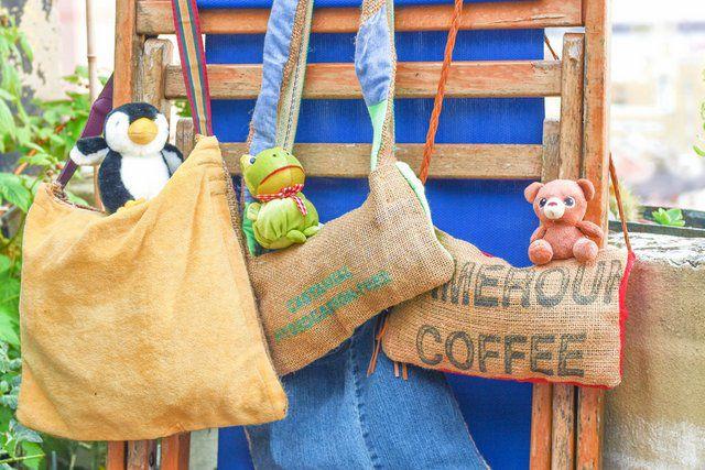 Jute Bags - Souvenirs from Kolkata