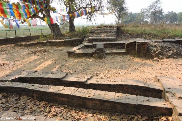 Mahadwar or Eastern gateway - Tilaurakot - Kapilavastu - Nepal