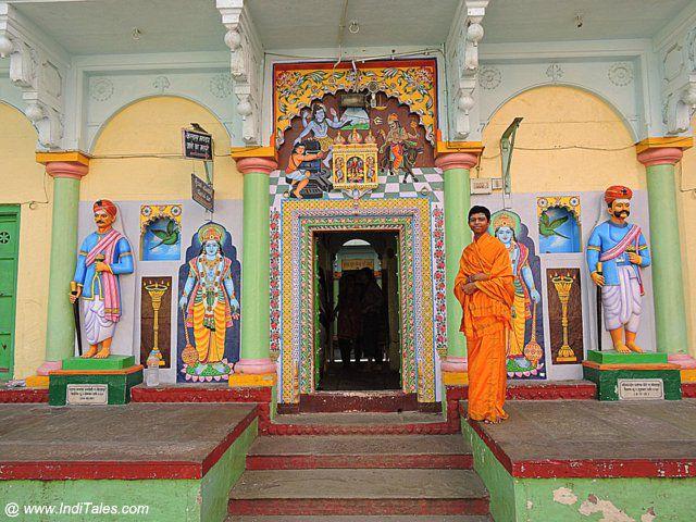 Young Swami - Jangamwadi Mutt - Varanasi