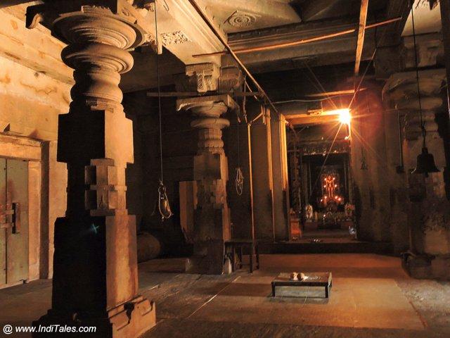 Sanctum of Thousand Pillar Temple