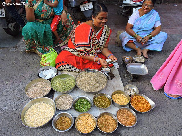 Roasted Grains - the street food for fitness freaks - Pune