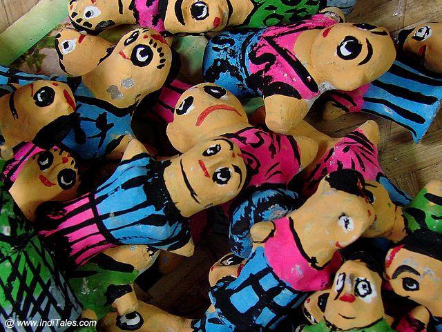 Putul Dolls - Bengal Souvenirs