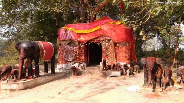 Samay Mai Temple - Tilaurakot Fort