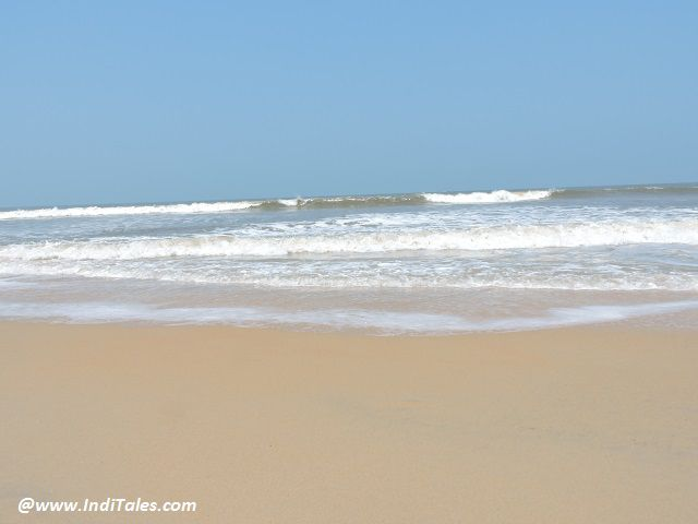 Varca Beach Goa