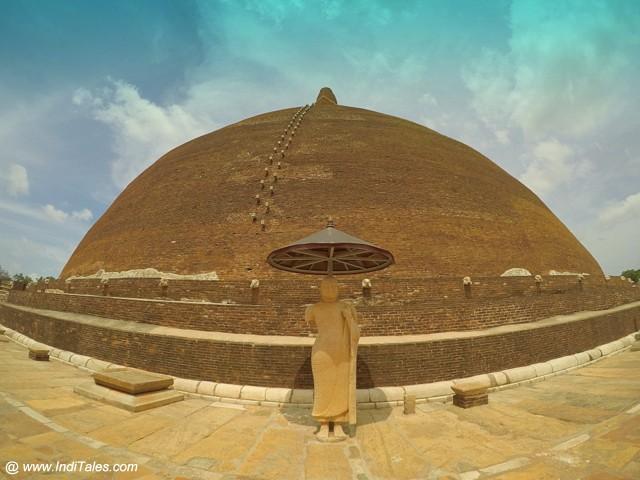 Abhaygiri Stupa