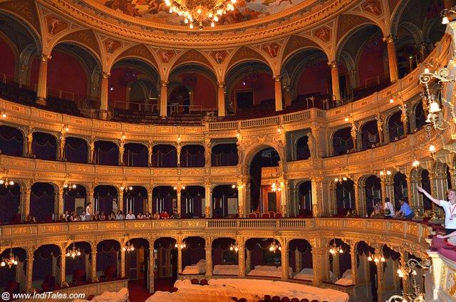 Hungary State Opera House - Budapest