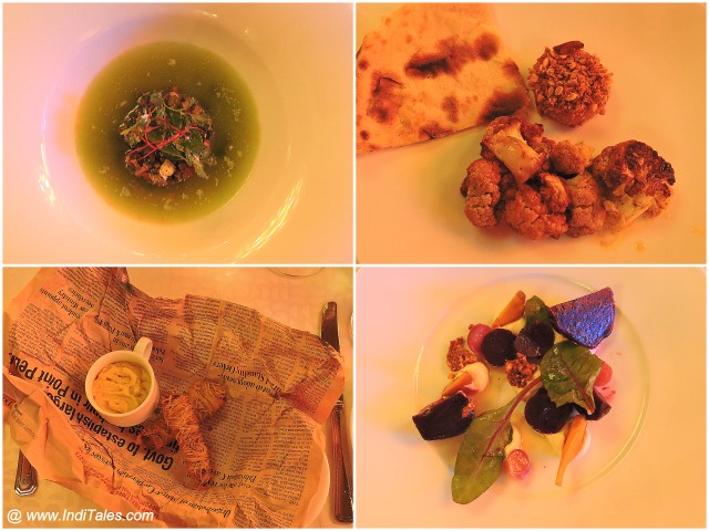 Greek Feast by George Calombaris at Cinnamon Grand, Colombo