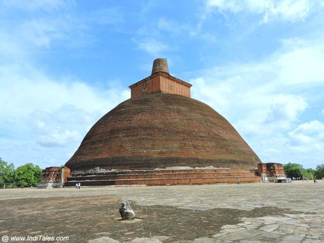 Jetvanaramya Stupa , Anuradhapura