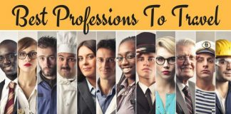 Best Professions to Travel