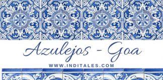 Azulejos, Goa