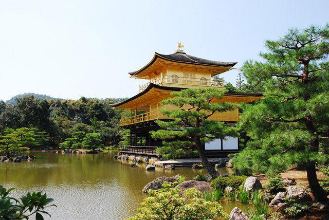 Kinkaku Ji Temple Kyoto