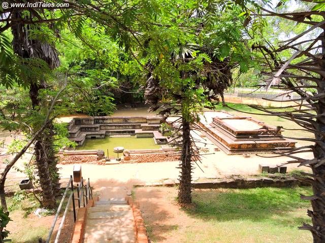 Kumara Pokuna or the Royal Baths - Polonnaruwa