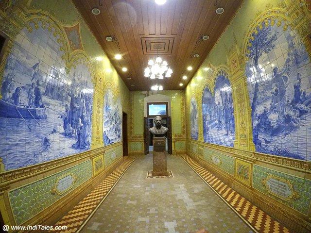 Menezes Braganza Hall - Panaji, Goa