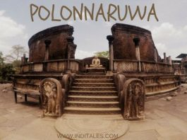 Polonnaruwa - a UNESCO World Heritage Site in Sri Lanka