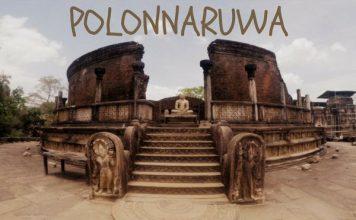 Polonnaruwa - a UNESCO World Heritage Site in Sri Lanka