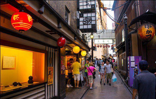 Ponto-Cho Street