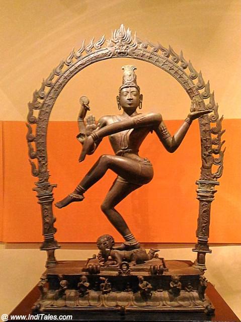 Shiva Nataraja from Polonnaruwa