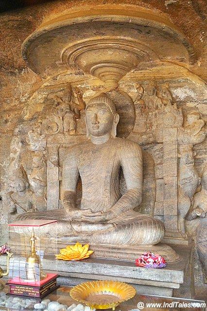 Vidyadhar Guha - Gal Vihara - Polonnaruwa
